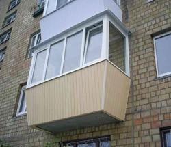остекление балконов в Волжском