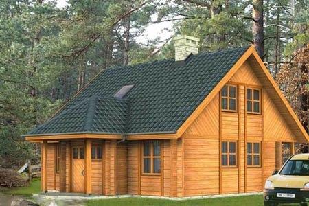 дома на основе деревянного каркаса г.Волжский
