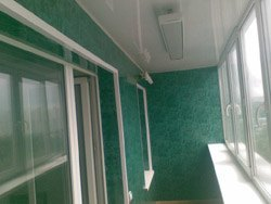 козырьки на балкон в Волжском